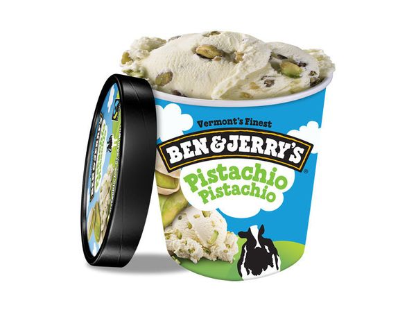 Ahem, we need chocolate.<br><br><i>Pistachio ice cream with lightly roasted pistachio.</i>