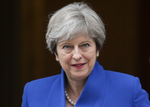 Theresa May said her party had been 'wrong' about LGBT+ issues in the