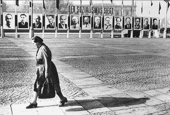 <em>Communist East Germany used urban design to dehumanize citizens.</em>