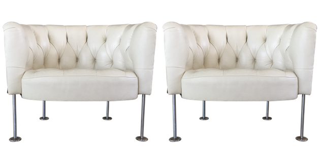 Peachy Our Favorite Furniture Pairs For Adding Twice The Style Machost Co Dining Chair Design Ideas Machostcouk