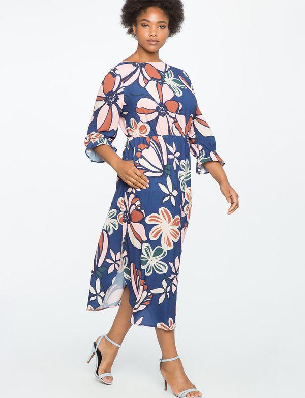 "Get the <a href=""http://www.eloquii.com/printed-full-sleeve-maxi-dress/1244873.html?cgid=dresses&dwvar_1244873_colorCode="