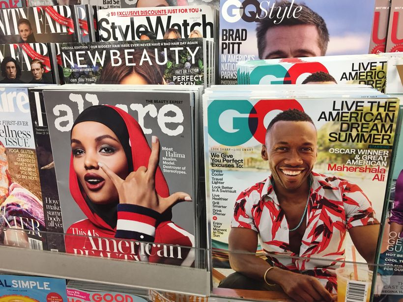 Black Muslims on Newstands