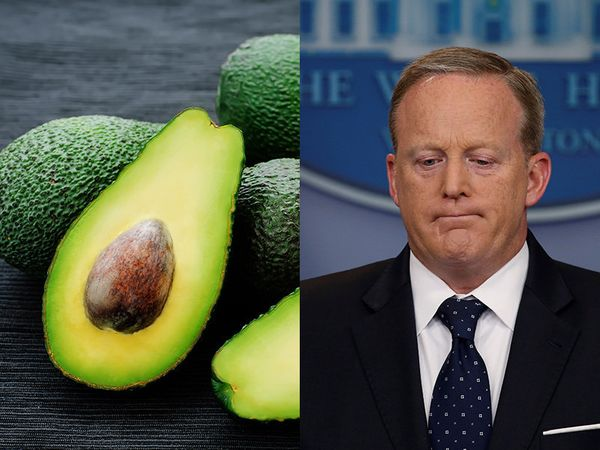 """OK, there was definitely no surprise with <a href=""""http://www.huffingtonpost.com/topic/sean-spicer"""">Spicer</a>, right?"""