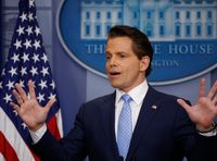 4 Bizarre Moments From Anthony Scaramucci's CNN Call-In Segment