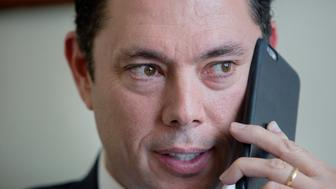 SALT LAKE CITY, UNITED STATES - FEBRUARY 9: Rep. Jason Chaffetz (R-UT) during a lunch break between meetings at the Utah State Capitol in Salt Lake City, UT, United States on February 9, 2017. (Photo by Kim Raff for The Washington Post via Getty Images)