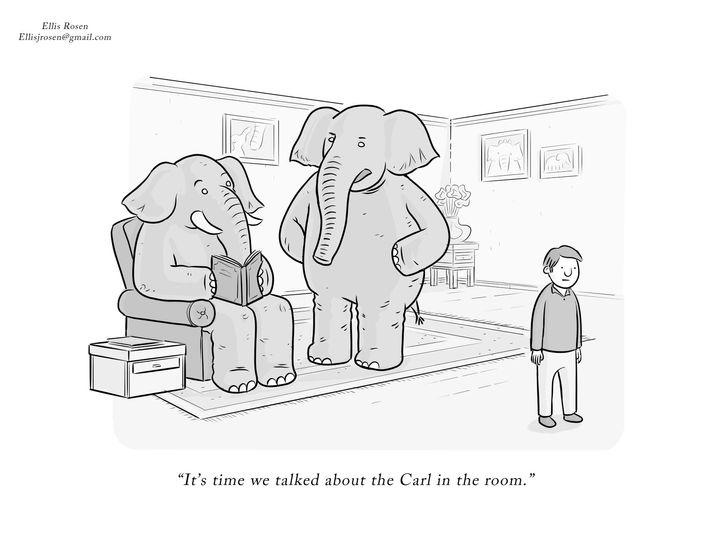 New Yorker Cartoonist Shares Comic Ideas That Didn T Make