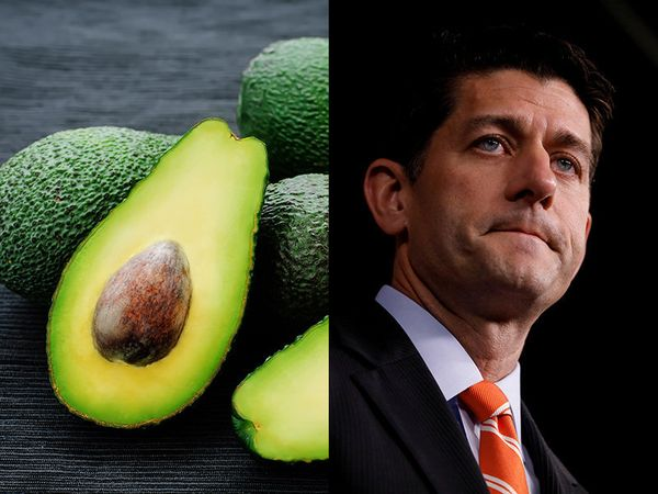 """The <a href=""""http://www.huffingtonpost.com/topic/paul-ryan"""" target=""""_blank"""">Speaker of the United States House of Representat"""