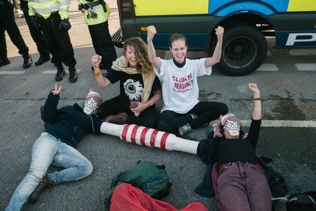 Meet The Protesters Who Are Spending Their Summer Fighting