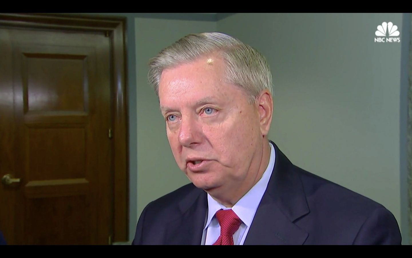 Graham: Firing Mueller Could Be 'Beginning Of The End Of The Trump Presidency'