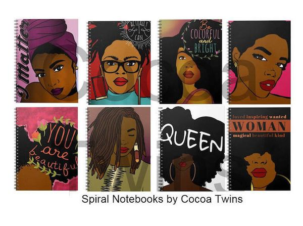 "$2.99, Cocoa Twins. <a href=""https://www.etsy.com/listing/530576772/spiral-notebooks-back2school-sale-no"" target=""_blank"">Buy"