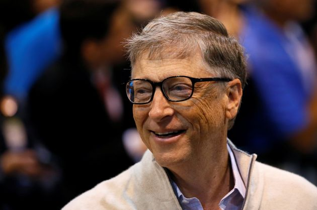 Bill Gates Chooses Fighting Poverty Over Being The Richest Man In The