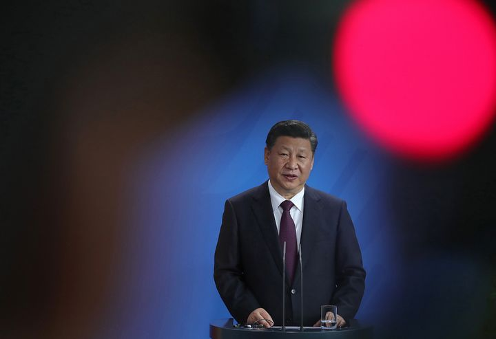 Chinese President XiJinping will face great opposition at this year's Congress.