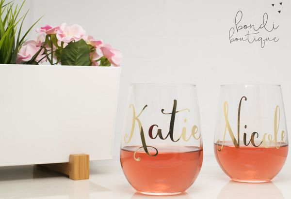 "<a href=""https://www.etsy.com/listing/488641379/personalized-wine-glasses-stemless-wine?ga_order=most_relevant&ga_search_"