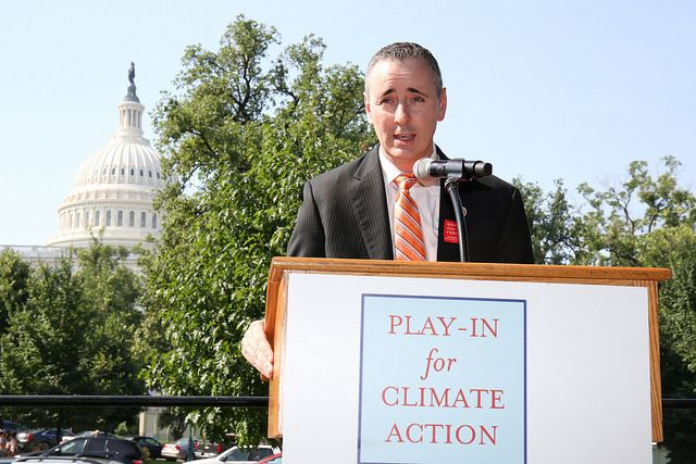 <em>Rep. Fitzpatrick at Moms Clean Air Force Play-In for Climate Action</em>