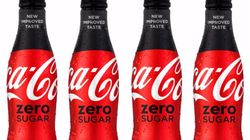 Don't Panic, Coke Zero Isn't REALLY Going