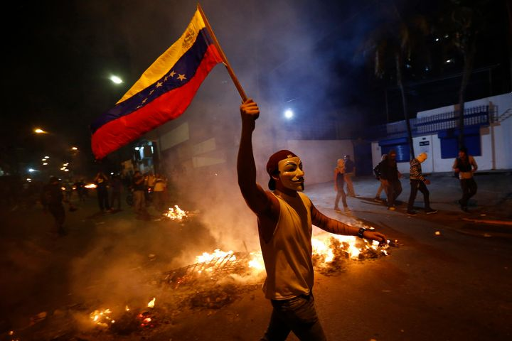 Facing hunger, scarcity, sickness, protest and no clear path toward salvation, Venezuela is on the brink of something, but ju