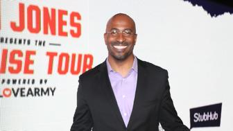 LOS ANGELES, CA - JULY 26:  Van Jones attends the VAN JONES WE RISE TOUR powered by #LoveArmy at Hollywood Palladium on July 26, 2017 in Los Angeles, California.  (Photo by Jerritt Clark/Getty Images for Roc Nation)