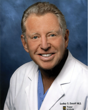 Dr. Dudley Donoff, author of <em>The Ultimate Guide to Male Sexual Health</em>.