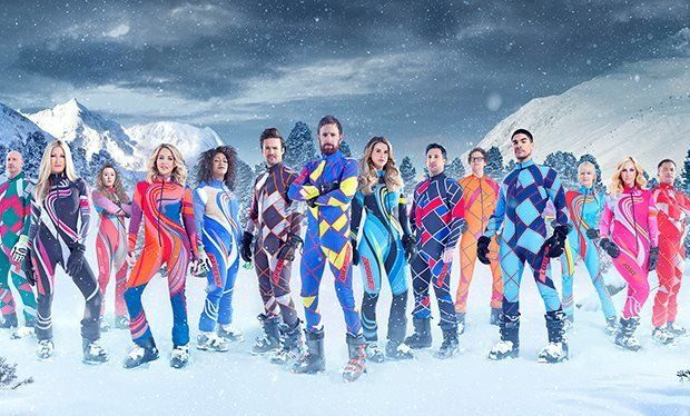 This year's series of 'The Jump', which aired in January, could be the
