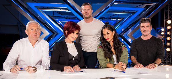 Simon Cowell's Latest 'X Factor' Twist Has Already Brought Sharon Osbourne To Tears