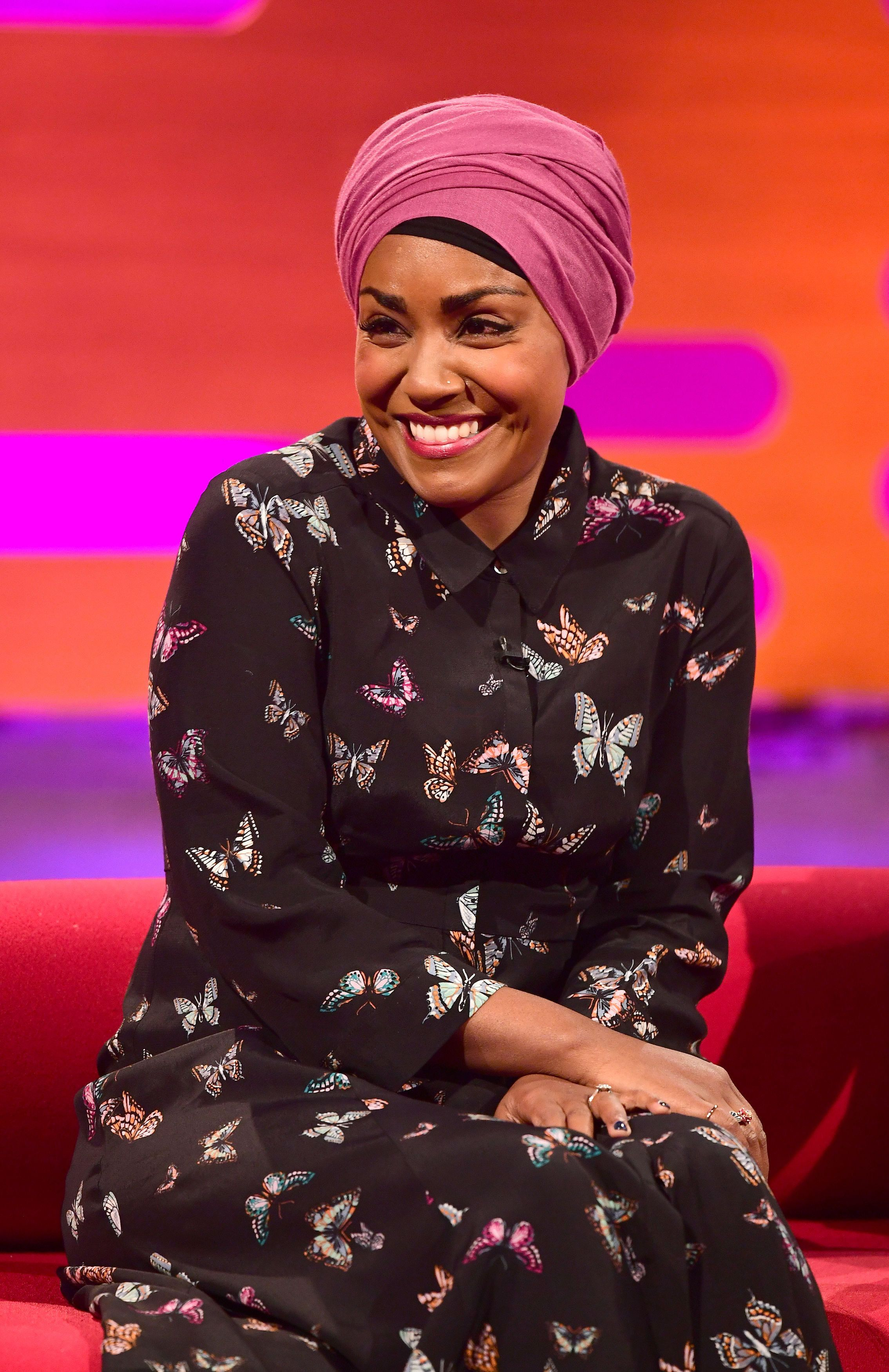 Nadiya Reveals She Won't Be Forcing Her Children Into Arranged