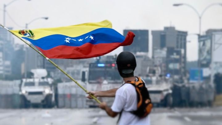 In the face of rising protest, Venezuela's government has called on the military to squelch dissent.