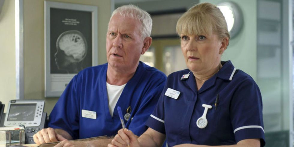 Derek Thompson's Huge Pay Packet Defended By His 'Casualty' Co-Star Cathy