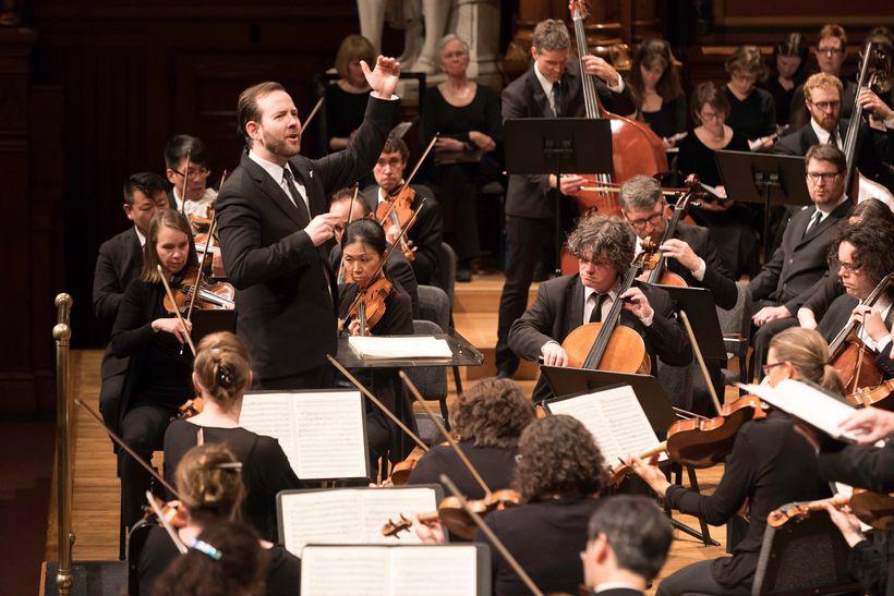 Conductor Scott Jarrett.