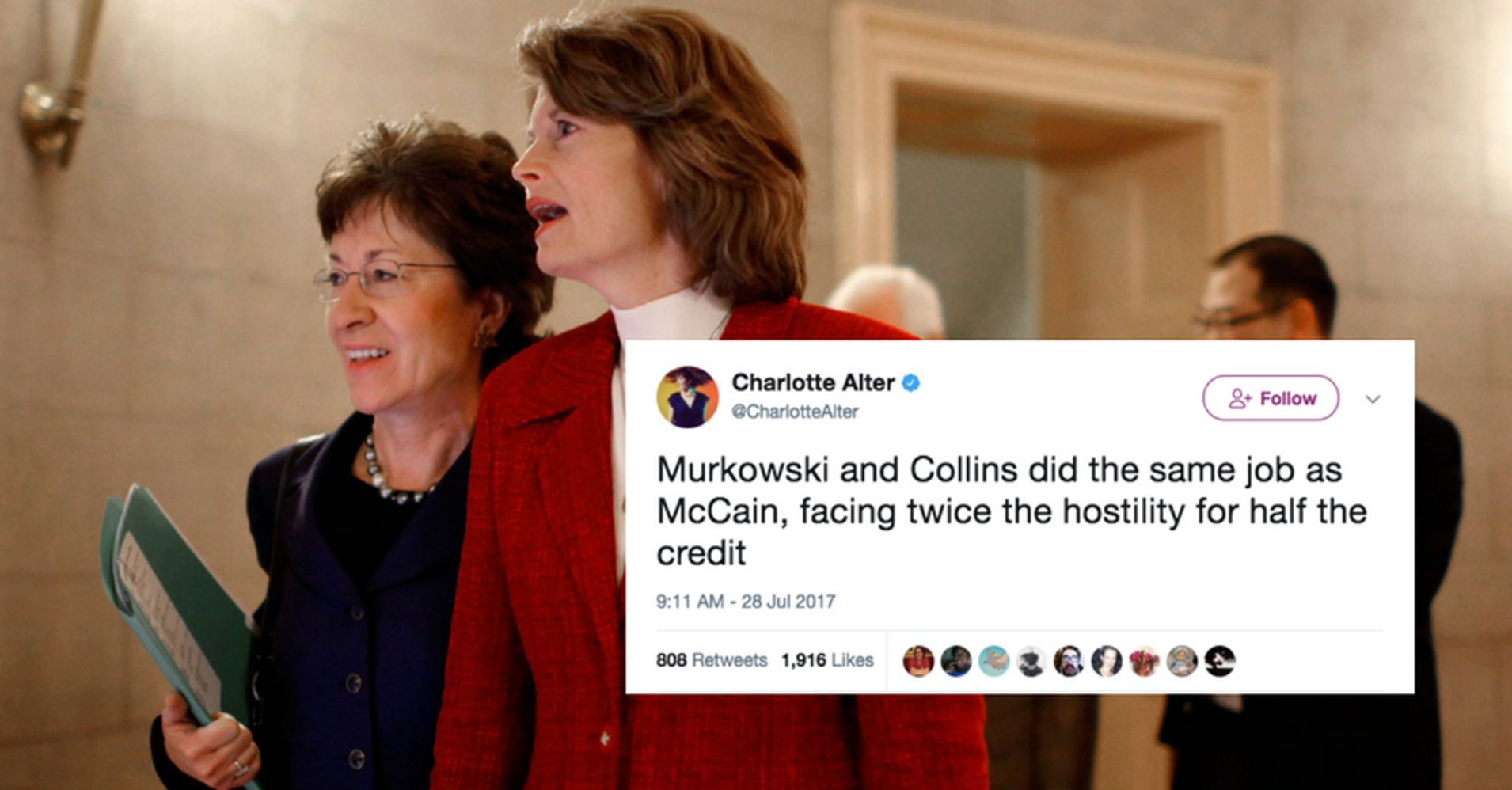 Image result for PHOTOS MURKOWSKI COLLINS