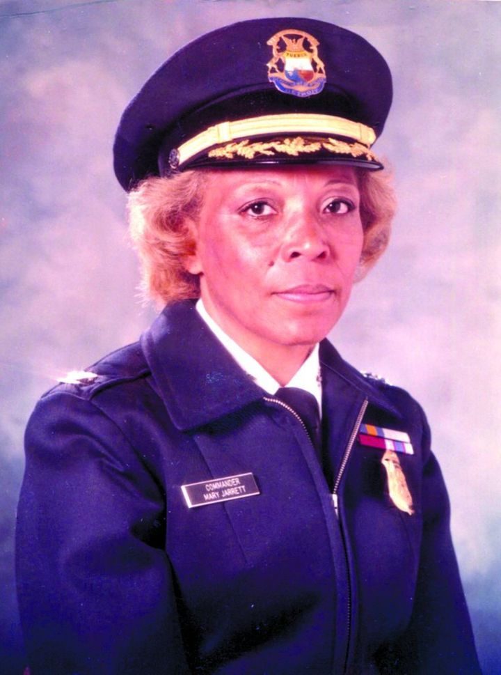 Mary Jarrett Jackson was the first woman to serve as deputy police chief in the Detroit Police Department. She joined th