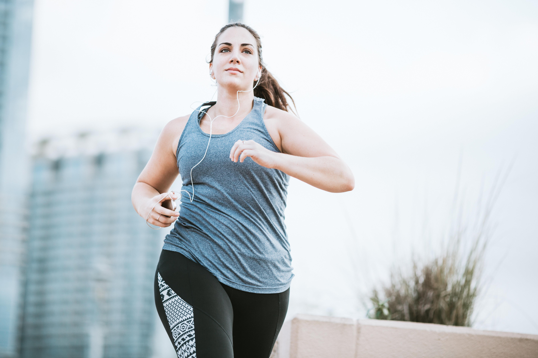 Con sólo un poquitín de ejercicio puedes mejorar tu