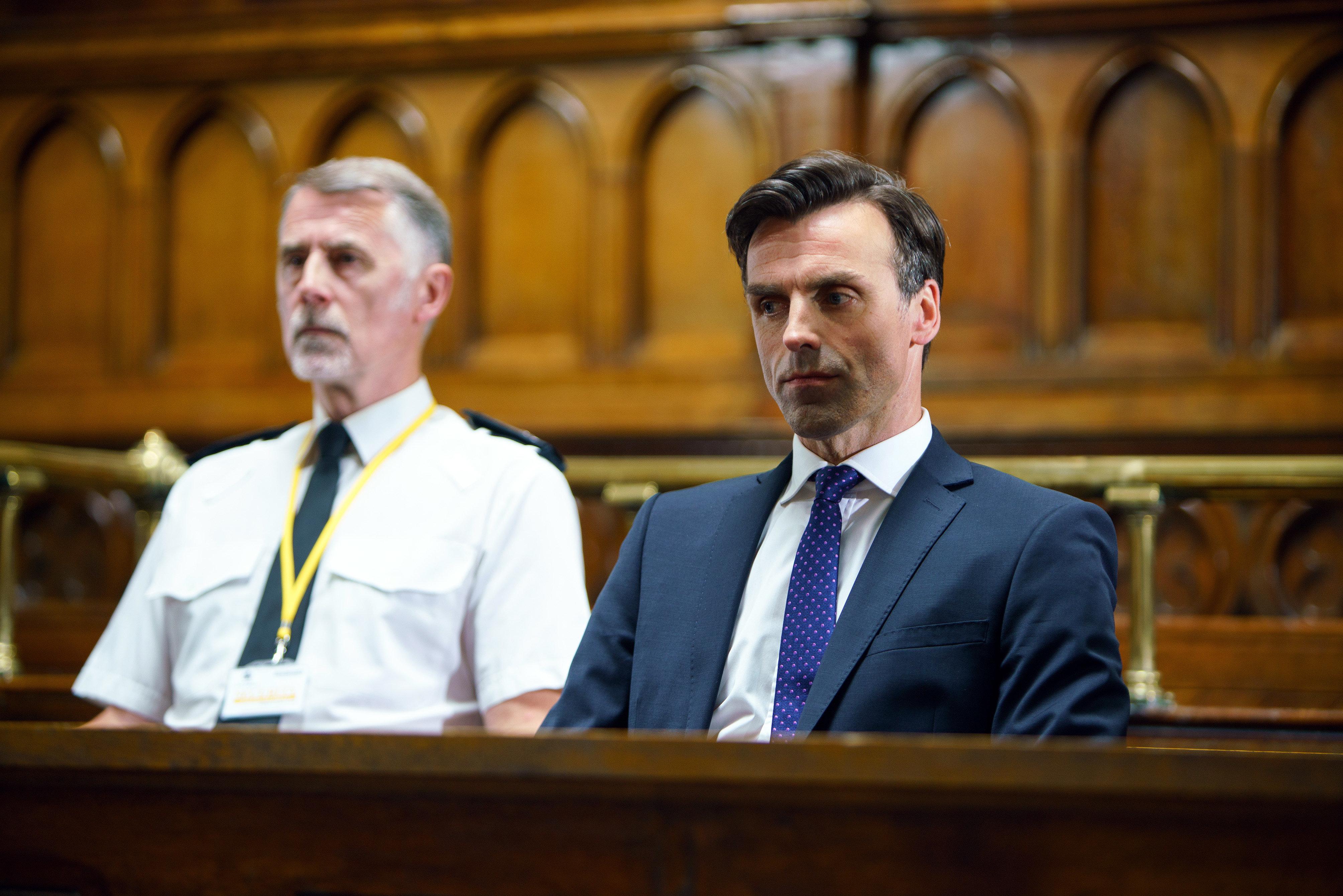 'Emmerdale' Fans React To Pierce Harris Rape Trial
