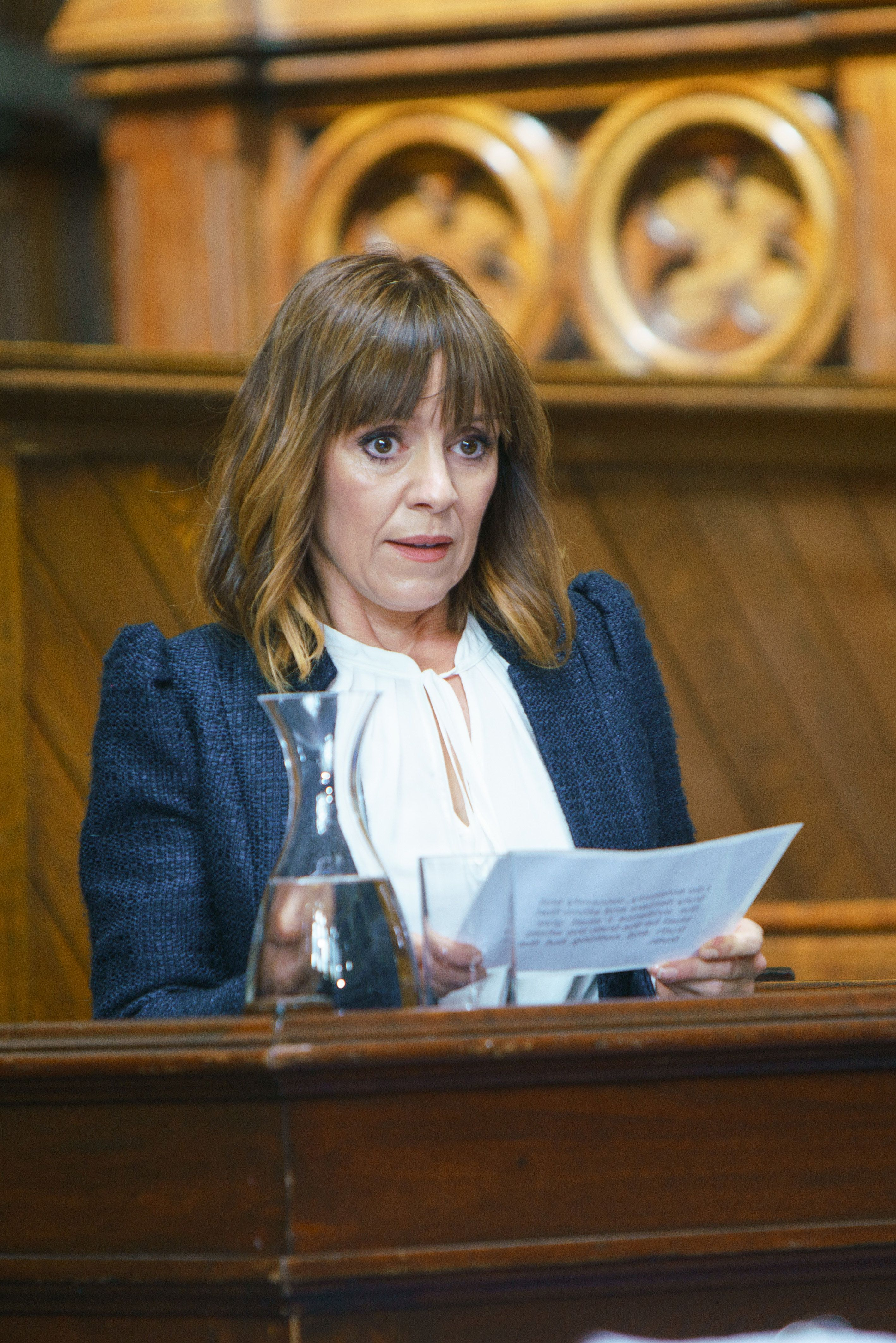 'Emmerdale' Spoilers! Zoe Henry Reveals Whether A Rhona And Paddy Reunion Could Be On The