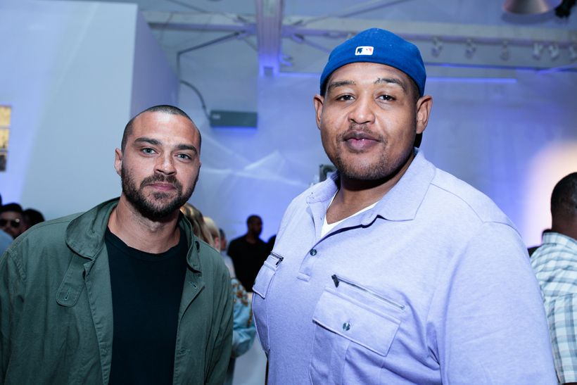 Jesse Williams, Omar Benson Miller