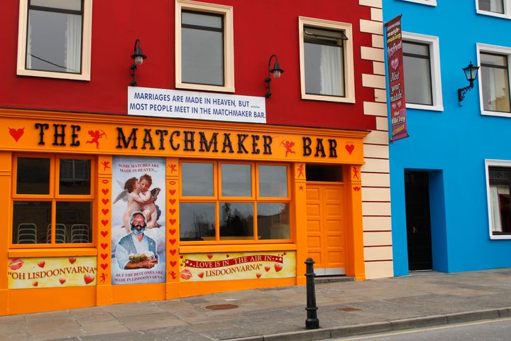 "Daly operates The Matchmaker Bar in Lisdoonvarna. The town has a&nbsp;<a href=""https://www.citypopulation.de/php/ireland.php?cityid=0637"" target=""_blank"">population of 829</a>&nbsp;when the festival isn't running."