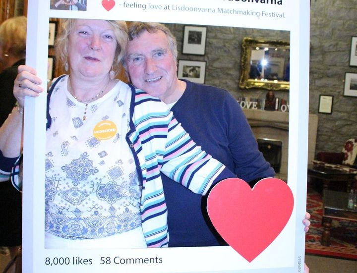 "It's estimated that <a href=""https://www.matchmakerireland.com/"" target=""_blank"">more than 60,000 singles of all ages</a"