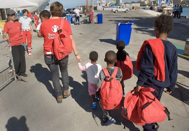 This Is How Six Children Became Orphans In The Mediterranean This