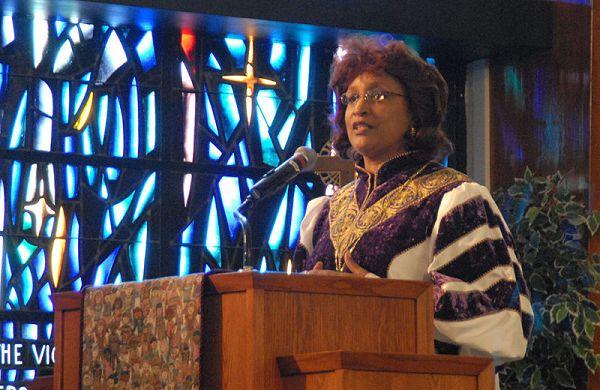 African Methodist Episcopal Church Bishop Vashti Murphy McKenzie