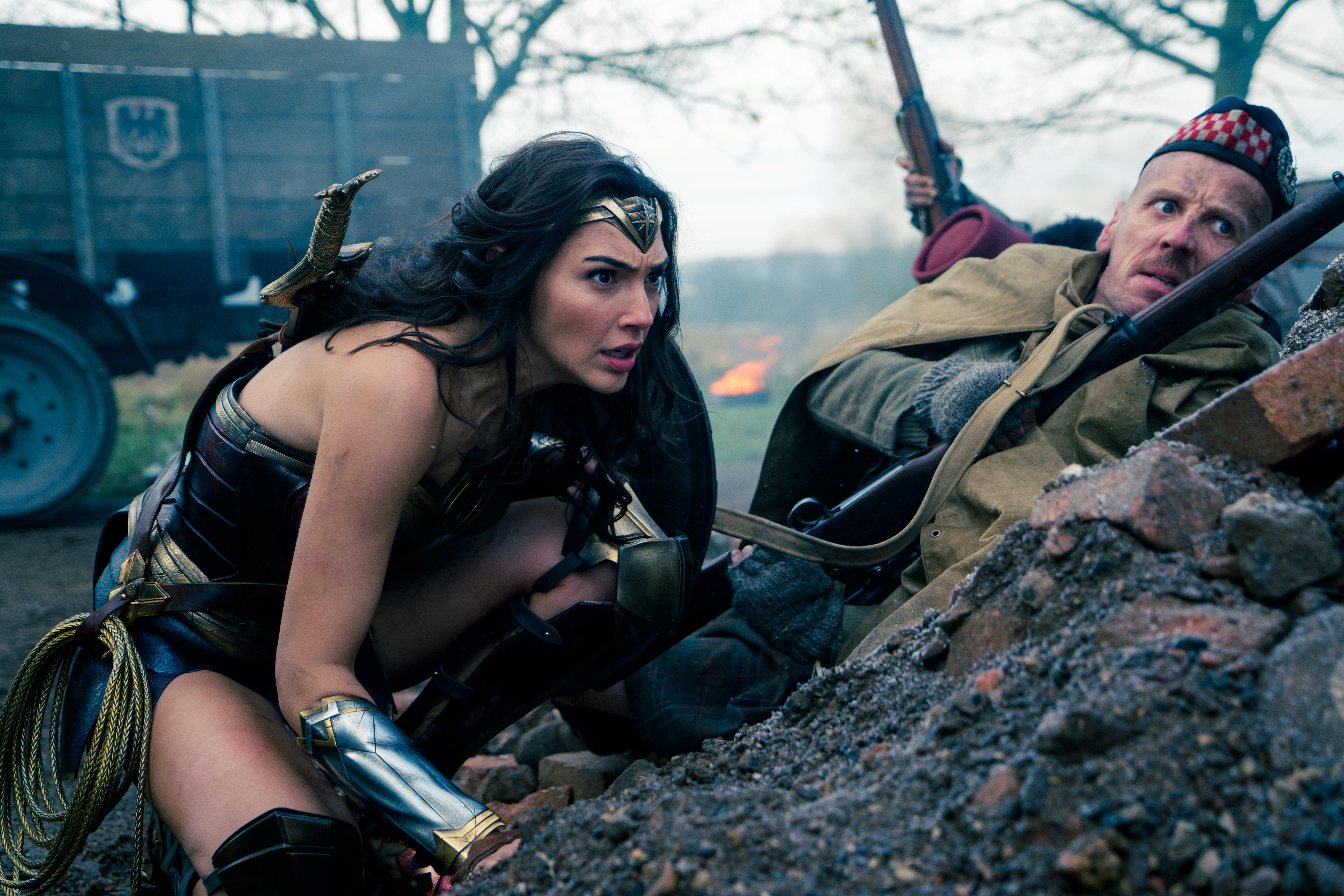 Can 'Wonder Woman' Win Best