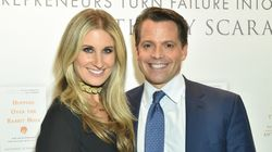 Anthony Scaramucci's Wife Filed For Divorce While Pregnant, Reports