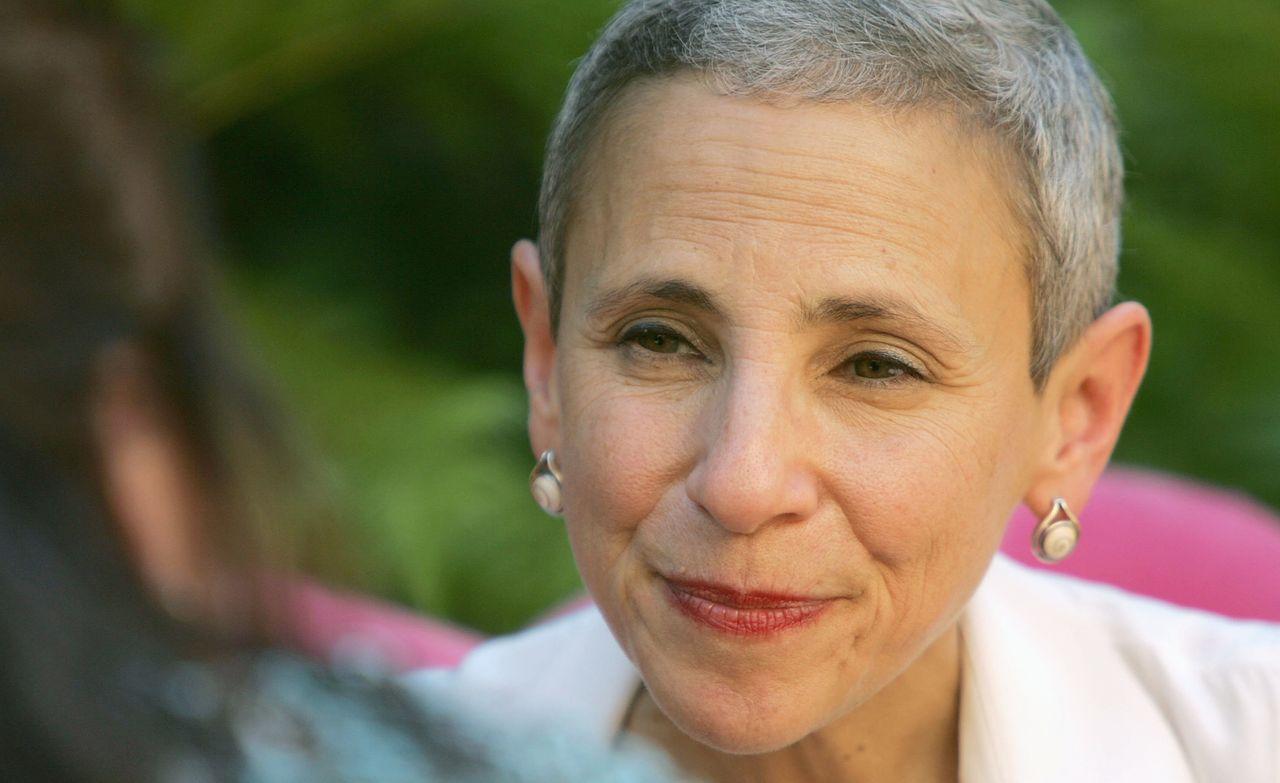 Author Gail Carson Levine