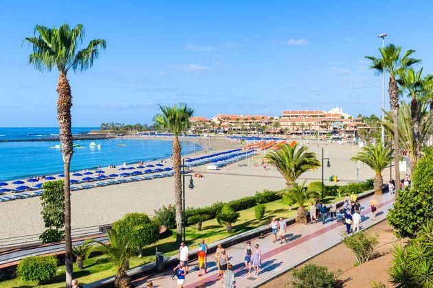 Playa de Las