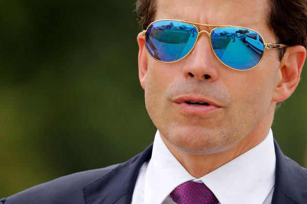 Anthony Scaramucci's wife has reportedly filed for
