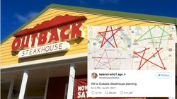 Outback Steakhouse At The Centre Of Bizarre Conspiracy