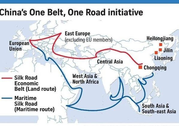 The One/Belt, One Road Initiative has its roots and routes in the ancient Silk Roads caravans and shipping that linked East a