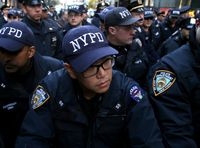NYPD Calls Unreasonable Use Of Force 'Irresponsible' After Trump's Speech