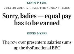 Sunday Times Sacks Kevin Myers For Anti-Semitic And Sexist Column