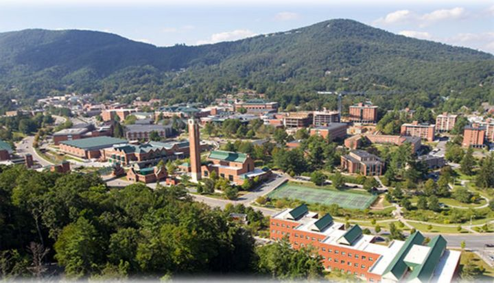 Appalachian State University, Boone, North Carolina