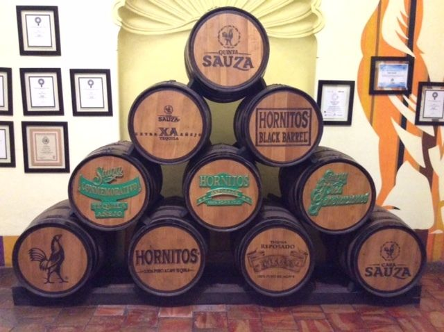 The Casa Sauza's family of tequila brands.