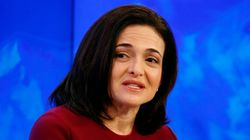 Sheryl Sandberg Says We Have A Problem 'Telling Little Girls Not To